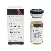 Etho Trenbolone 200mg 10ml Beligas Pharmaceuticals