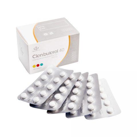 Clenbuterol 40 100tabs Maha Pharma
