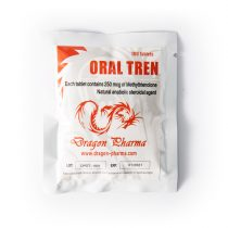 Oral Tren 25mcg 100tabs Dragon Pharma