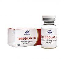 Durchstechflasche mit Primobolan 100 10ml Maha Pharma