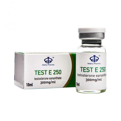 Test E 250 10ml vial Maha Pharma