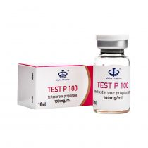 P 100 Test 10ml vial Maha Pharma