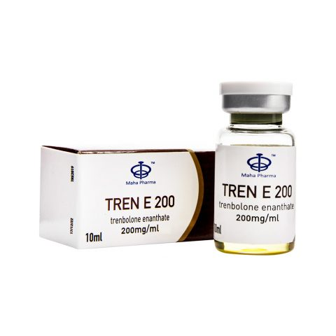 Tren 200 10ml vial Maha Pharma