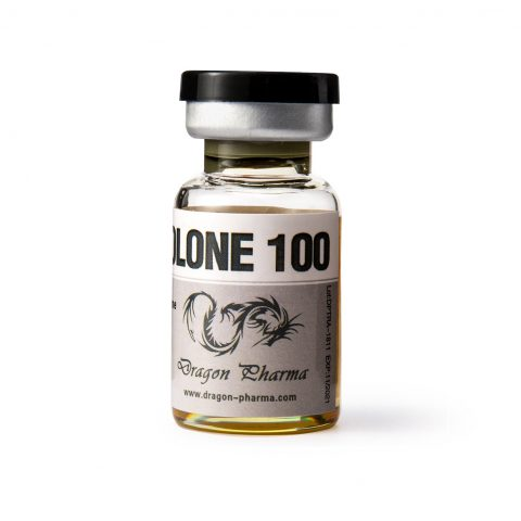 Trenbolone 100 10ml Dragon Pharma