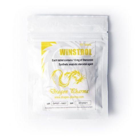 Winstrol 10mg 100tabs Dragon Pharma