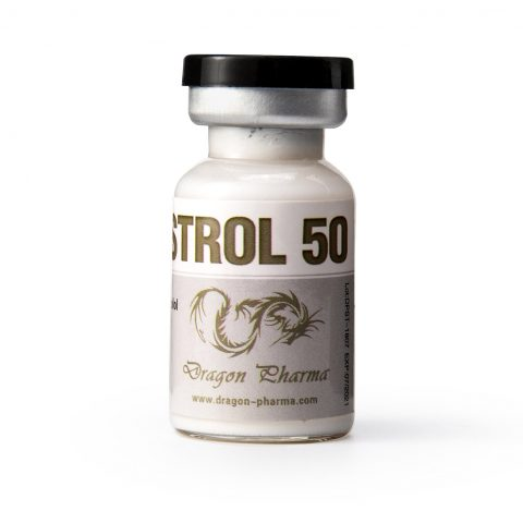 Winstrol 50 10ml Dragon Pharma