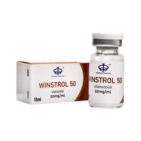Winstrol 50 Inject 10ml vial Maha Pharma
