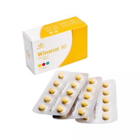 Winstrol 50 50tabs Maha Pharma