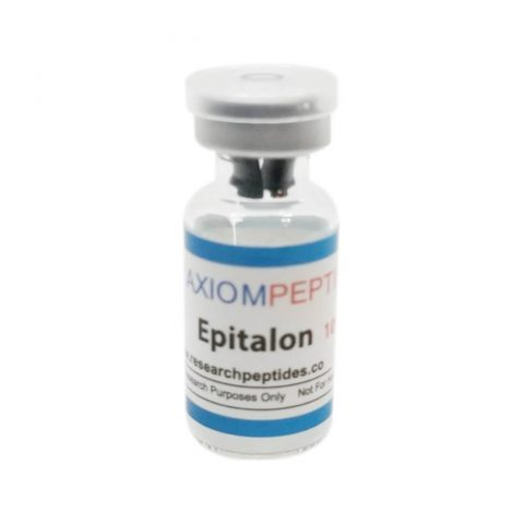Epithalon Peptides - vial of 10mg - Axiom Peptides