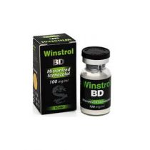 Injectable Winstrol Winstrol BD 100 mg/ml x 10 ml - Black Dragon