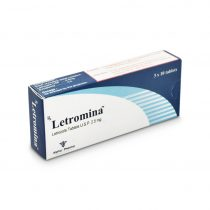 Anti Estrogen Letrozole Letromina Femara - 30 tablets 2.5mg - Alpha-Pharma