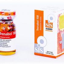 Injection Parabolan Trenabol 100 - vial of 10ml - 100mg - SIS Labs