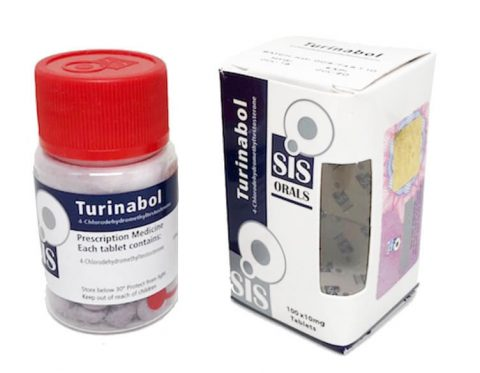 Oral Turinabol Turinabol - 100 tabs - 10mg - SIS Labs