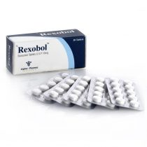 Oral Winstrol Rexobol Winstrol 10mg - 50 tablets 10mg - Alpha-Pharma
