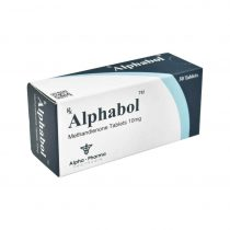 Oral Dianabol Alphabol Methandienone - 50 tablets 10mg - Alpha-Pharma