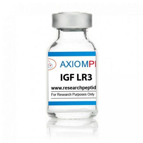 IGF-1-LR3 Peptides - vial of 1mg - Axiom Peptides