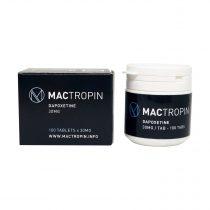 Dapoxetine Oral Dapoxetine 30mg 100 tabs - Mactropin