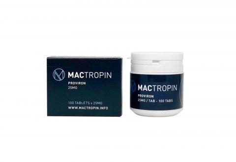 Anti estrogeno Proviron 25mg Proviron 100 tabs - Mactropina