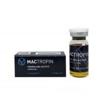 Ενέσιμη Παραβολάνη Οξική Τρενοβολόνη 100mg 10ml - Mactropin