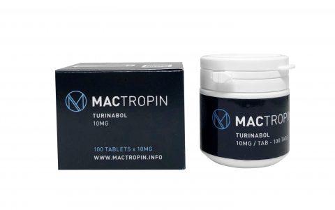 Oral Turinabol Turinabol 10mg 100tabs - Mactropin