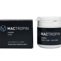 Viagra Sex Pills 50mg 100tabs - Mactropin