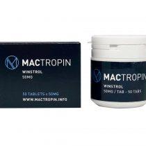 Oral Winstrol Winstrol 50mg 50tabs - Mactropin