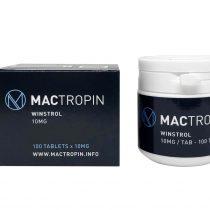 Oral Winstrol Winstrol 10mg 100tabs - Mactropin
